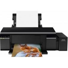 Принтер струйный EPSON L805+оригинальное СНПЧ (6 цветов)
