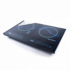 Индукционная плита Endever Skyline IP-34 черный/синий