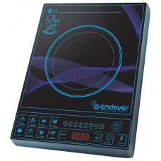 Индукционная плитка Endever Skyline IP-28 черный/синий