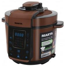 Мультиварка-скороварка МARTA MT-4312 черн/красн Дешево!
