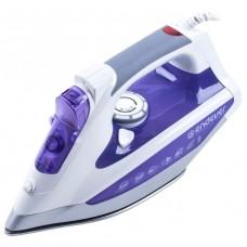 Утюг Endever Skysteam-715 белый/фиолетовый Дешево!