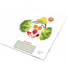 Весы кухонные SUPRA BSS-4200 clown Новинка!